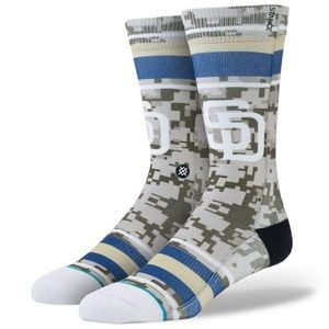STANCE MBL Official San Diego Socks